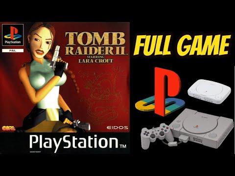 TOMB RAIDER Lara Croft : LOT 5 JEUX Sony PLAYSTATION PS1 PS2 (Loose Envoi suivi)