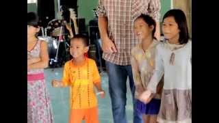Видео с практики Л10 2014 года в Камбодже