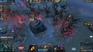 Freedom vs Fire, DreamLeague Season 7, game 1 [Jam]