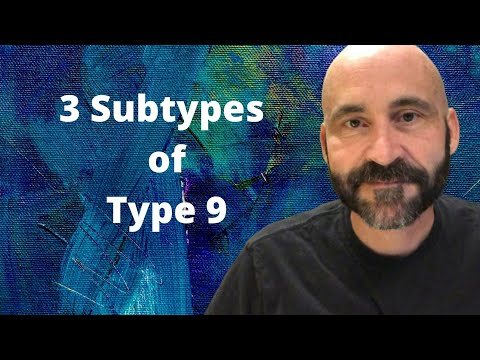 Enneagram: Subtypes of Type 9