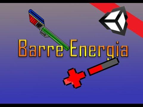 Come Creare delle Barre di Energia su Unity -  Tutorial ITA