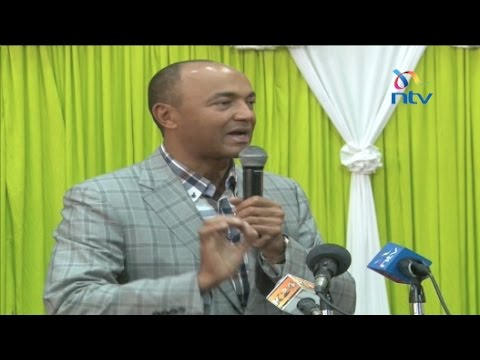 Nairobi gubernatorial race; Peter Kenneth officially declares interest