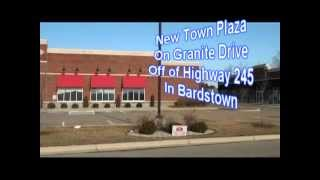 New Town Plaza Shopping Center in Bardstown