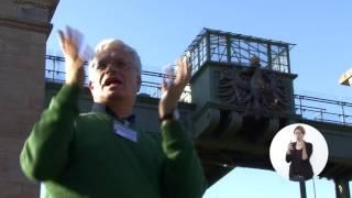 Führungen in Gebärdensprache durch das Schiffshebewerk Henrichenburg