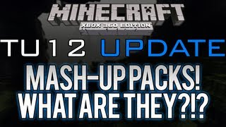 Minecraft: Xbox 360 - Mash-Up Packs (Advanced Texture Packs) - What Are They? | Skin Pack 5 Image