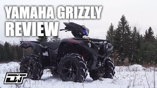 6. Full Review of the 2019 Yamaha Grizzly 700 EPS SE