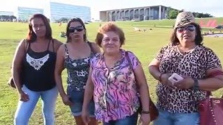 Fetems acusada de enganá-las para levar a ato pró-Dilma