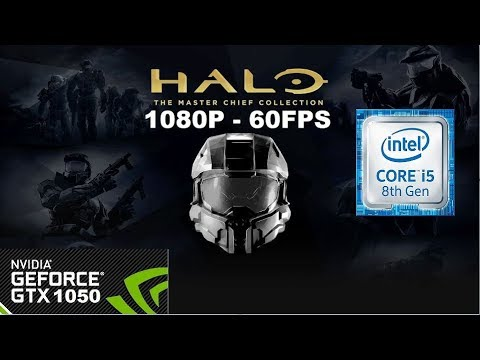 Halo: Reach on GTX 1050