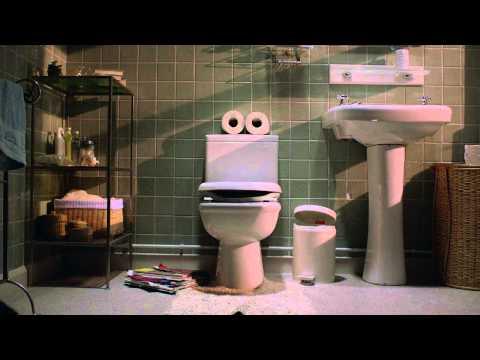 """Кажете """"Благодаря на тоалетната!"""" с тоалетната Лоуи"""