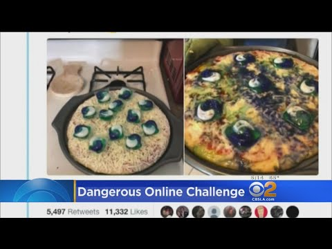 Tide Pod Challenge: The Viral Challenge Encouraging Teens To Eat Laundry Detergent