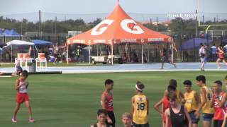 Middle School 2017 State Meet