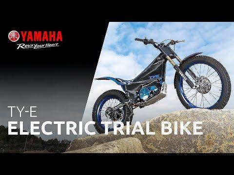 Vídeos de 'TY-E: la primera moto de trial eléctrica Yamaha'