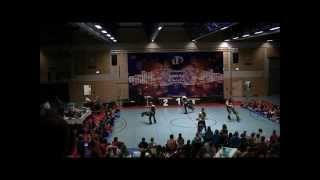 Lucky Dancers - Deutschland-Cup Formationen 2014