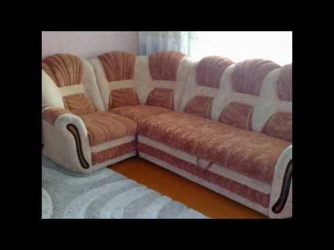 Мягкая мебель диваны угловые бу