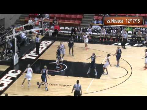 HIGHLIGHTS: Women's Basketball vs. Nevada
