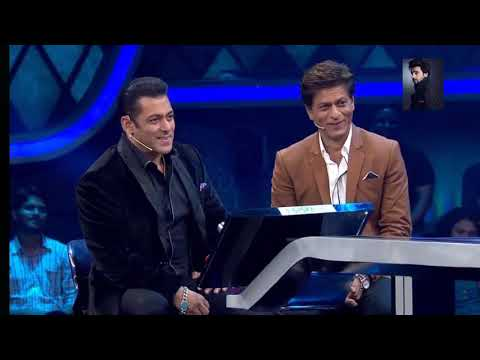 Sunil Grover's rocking performance with Shahrukh and Salmaan Khan