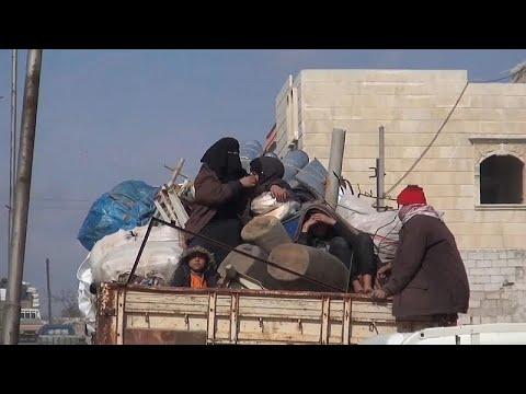 Προειδοποίηση ΟΗΕ για τη Συρία