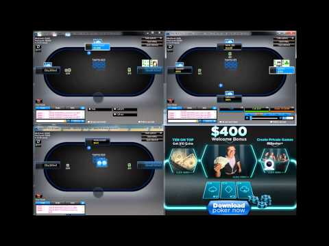 Let's Play Poker! – How to Win Nitro SNGs at 888 Poker (Part 1)