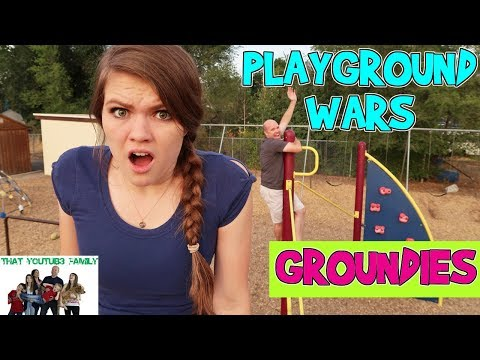 Groundies - Playground Wars / That Youtub3 Family