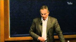 Tony Blair: Global Perspectives On Religion In The Public Sphere