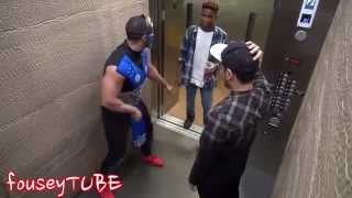 MORTAL KOMBAT ELEVATOR PRANK!! 597329 YouTubeMix