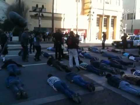 Southland Planking Episode (Filming on Hollywood Blvd)