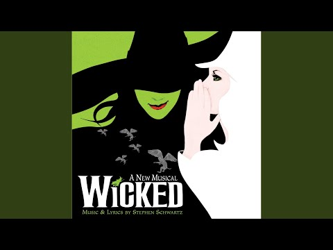"""No Good Deed (From """"Wicked"""" Original Broadway Cast Recording/2003)"""