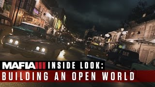 Mafia 3 will be 'unlike anything to date in open world games'