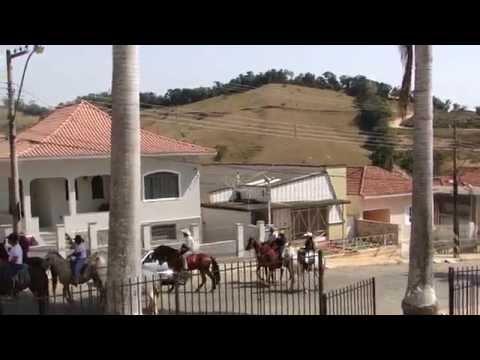 Cavalgada em Natércia MG
