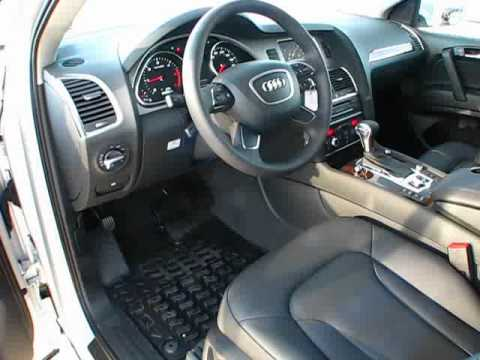 2012 Audi Q7 3.0 TDI Start Up, Exterior/ Interior Review
