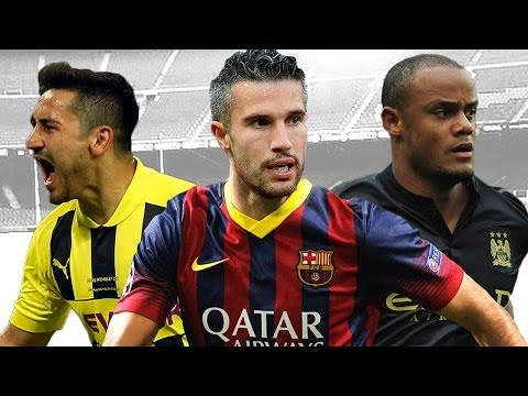 Video: Transfer Talk | Van Persie to Barcelona?
