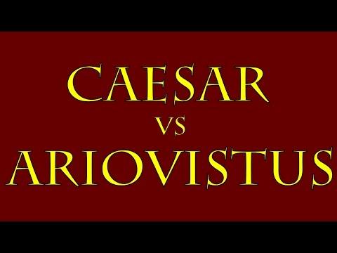 Caesar vs Ariovistus (58 B.C.E.) | Historia Civilis