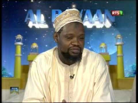 Al Bayaan du vendredi 29 Aout 2014 - RTS1 Partie1