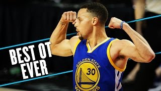 Stephen Curry's historic overtime performance by SB Nation