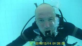 olan scuba training with hidden dephts scuba club part1