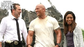 Nonton Rampage  2018    Behind The Scenes Of Dwayne Johnson Movie Film Subtitle Indonesia Streaming Movie Download