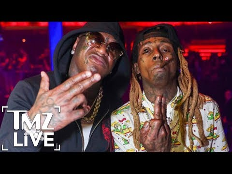 Lil Wayne & Birdman Are Back To Normal! | TMZ Live