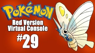 Pokemon Red Virtual Console - Episode 29: THE VERY HUNGRY VENOMOTH! by SkulShurtugalTCG