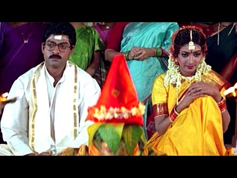 Subhalagnam Full Movie || Part 01/12 || Jagapati Babu, Aamani, Roja