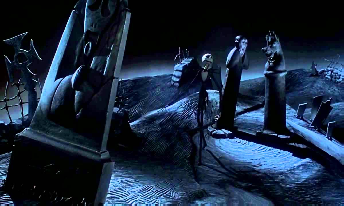 Nightmare Before Christmas - Jack's Lament HQ
