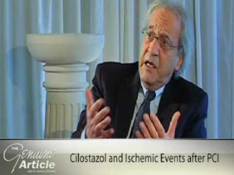 Inside JACC | Cilostazol and Ischemic Events after PCI
