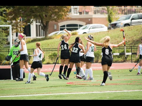 Field Hockey Highlights vs Stevenson