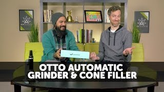 Otto Automatic Grinder and Joint Filler Review by 420 Science Club