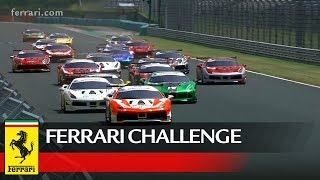 Daniele Di Amato confirmed his great form by pulling away from the start after securing another pole position. Fabio Leimer (Octane 126) followed him in the 488 Challenge of CDP, while Sam Smeeth, Alessandro Vezzoni, Philipp Baron and Andrea Gagliardini were involved in a great battle for third...http://races.ferrari.com/en/corse-clienti/news/ferrari-challenge-europe-2017-celebrations-in-budapest-for-di-amato-froggatt-and-laursen/Subscribe ferrariworld: http://www.youtube.com/subscription_center?add_user=ferrariworldFollow us on Facebook http://www.facebook.com/Ferrari and Twitter http://twitter.com/ferrariFerrari Since 1947http://www.ferrari.com