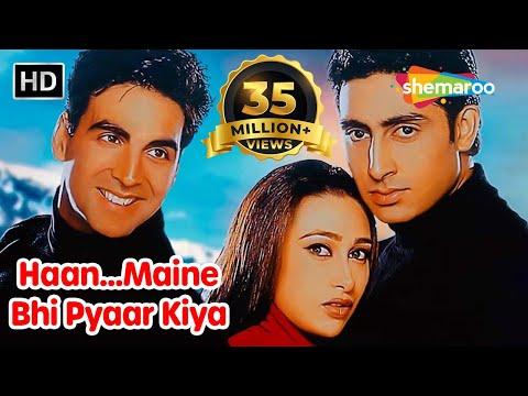 Haan Maine Bhi Pyaar Kiya (HD) Hindi Full Movie - Akshay Kumar - Abhishek Bachchan - Krisma Kapoor