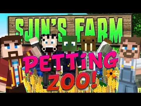 feat. - Minecraft Mod Fun. Hat Films get more then they bargained for, as we take them on a lovely tour of the petting zoo. Previous episode: http://youtu.be/5P0GVbe67Sc Next episode: Coming Soon!...