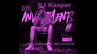 Yung Bleu Ice On My Baby  Chopped & Skrewed By DJ Kasper