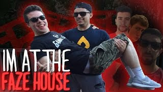 I'M AT THE FAZE HOUSE! - COD CHAMPS