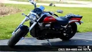 9. 2009 Suzuki Boulevard M50 Special Edition  - Action Power...