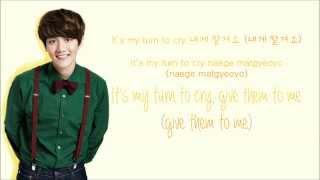 Video EXO - My Turn to Cry (Korean Version) (Color Coded Hangul/Rom/Eng Lyrics) MP3, 3GP, MP4, WEBM, AVI, FLV Juli 2018